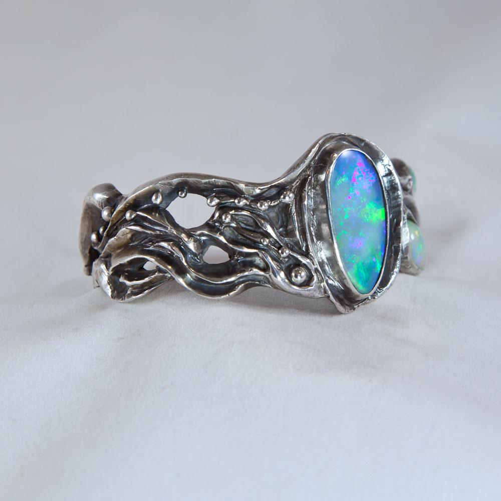 3 Opal Bracelet Right