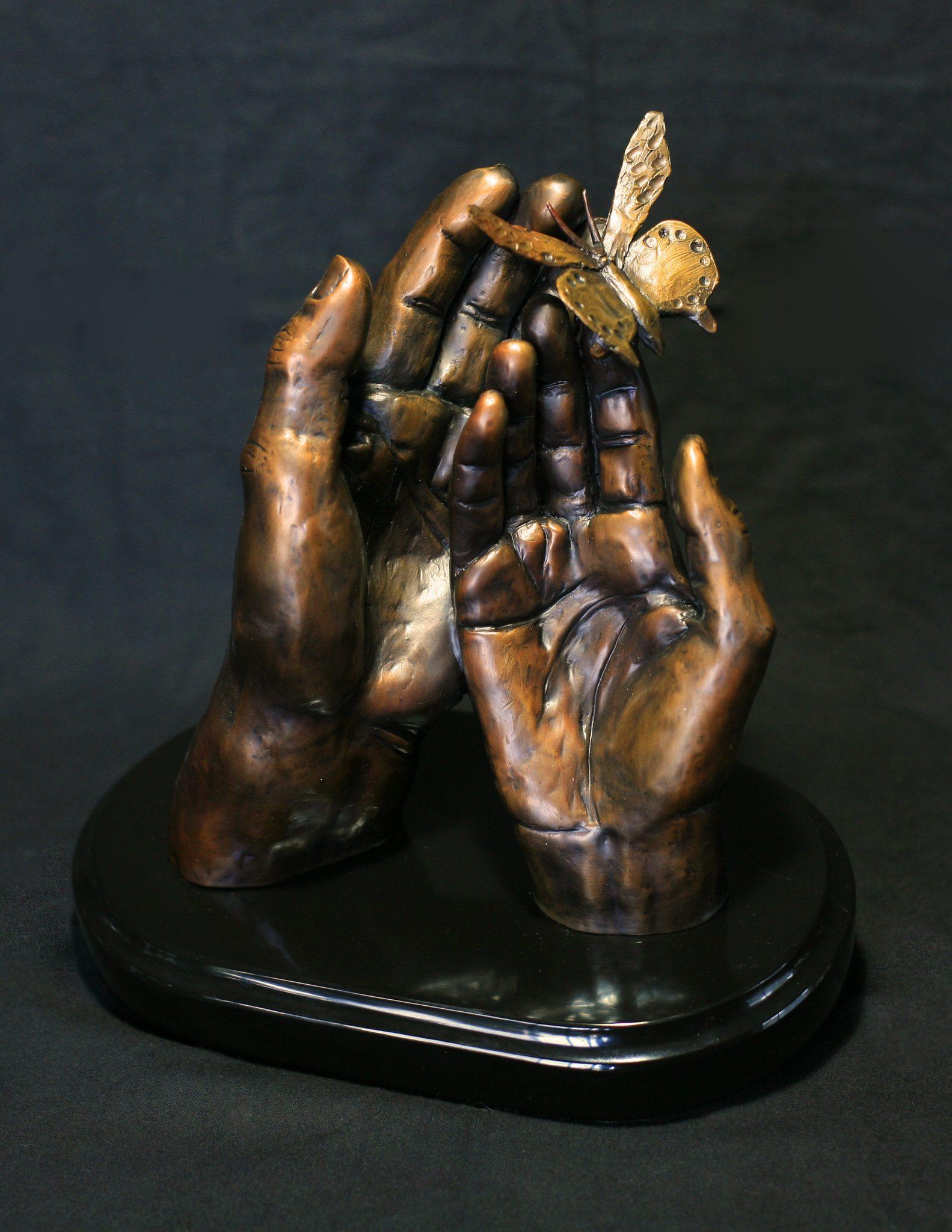 An Award Bronze