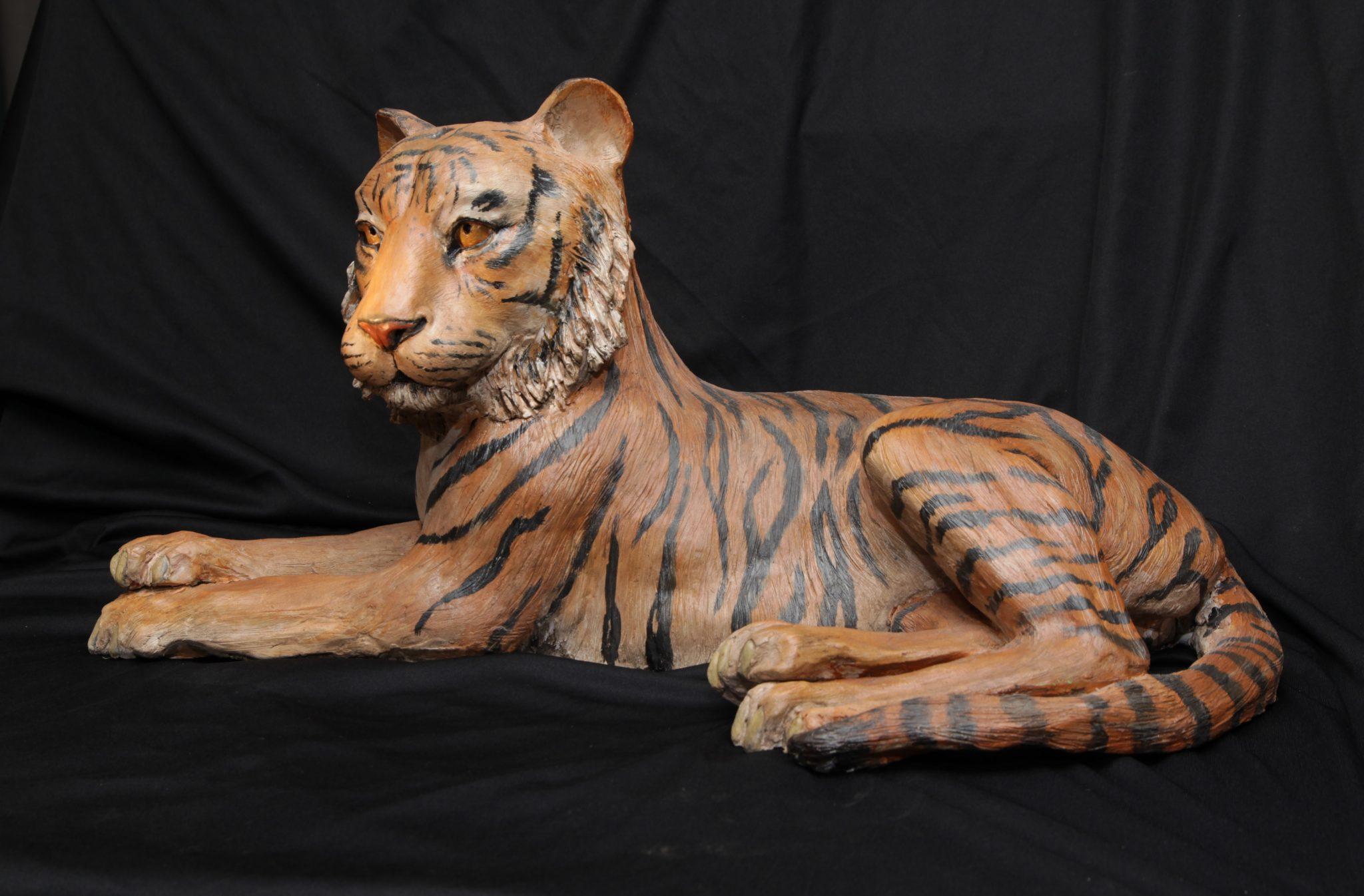 Tiger Resin