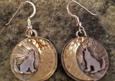 Coyote & The Moon